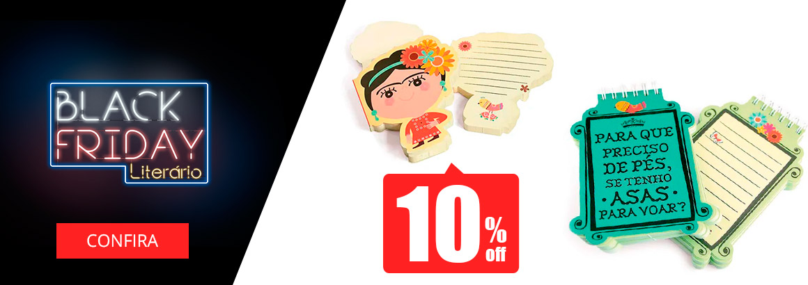 Blocos com 10% off na black friday ária poeme-se