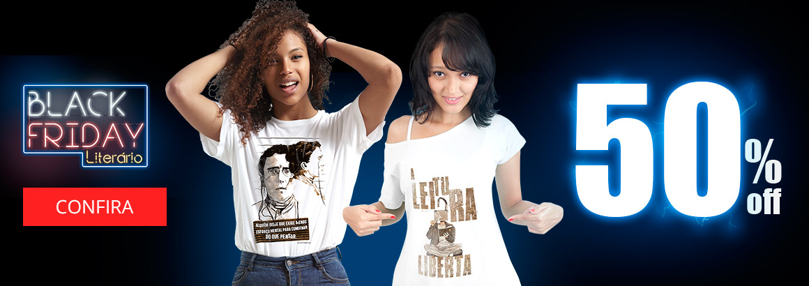 camisetas árias com 50% off na black friday ária poeme-se